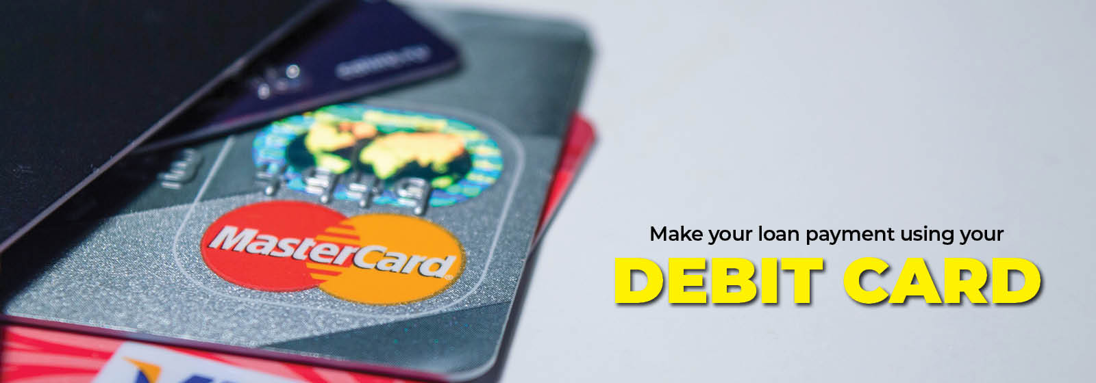 Debit card payments image slide