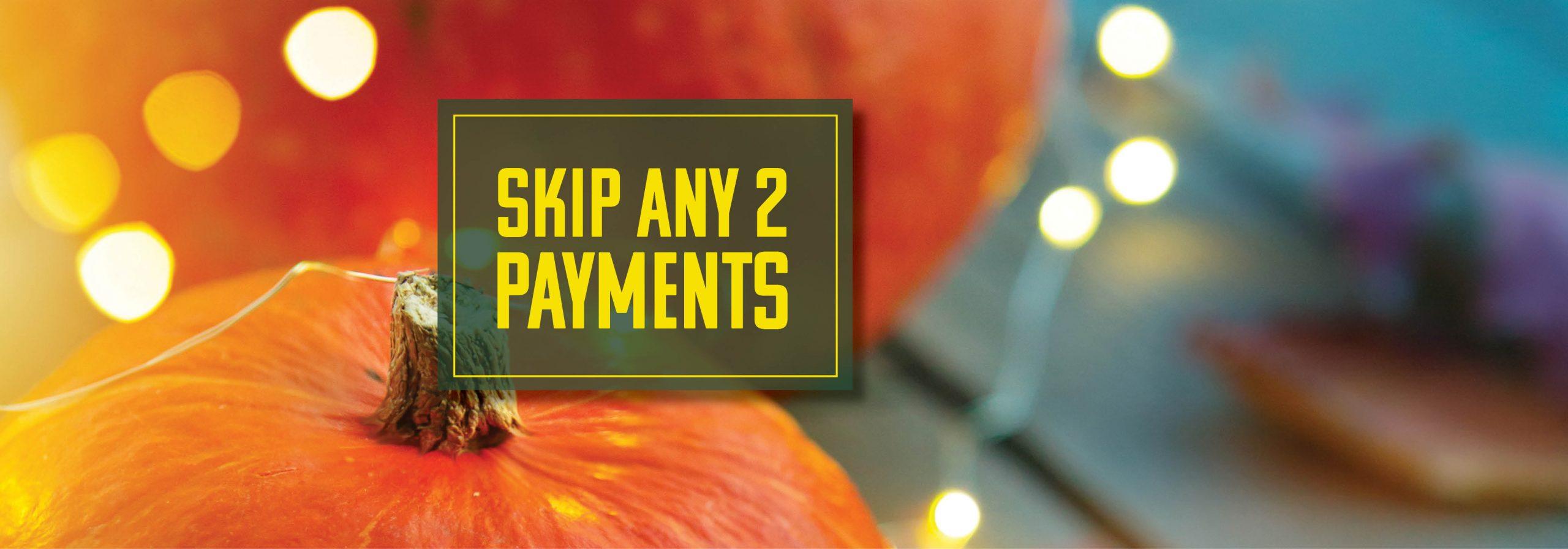 skip a pay image slide