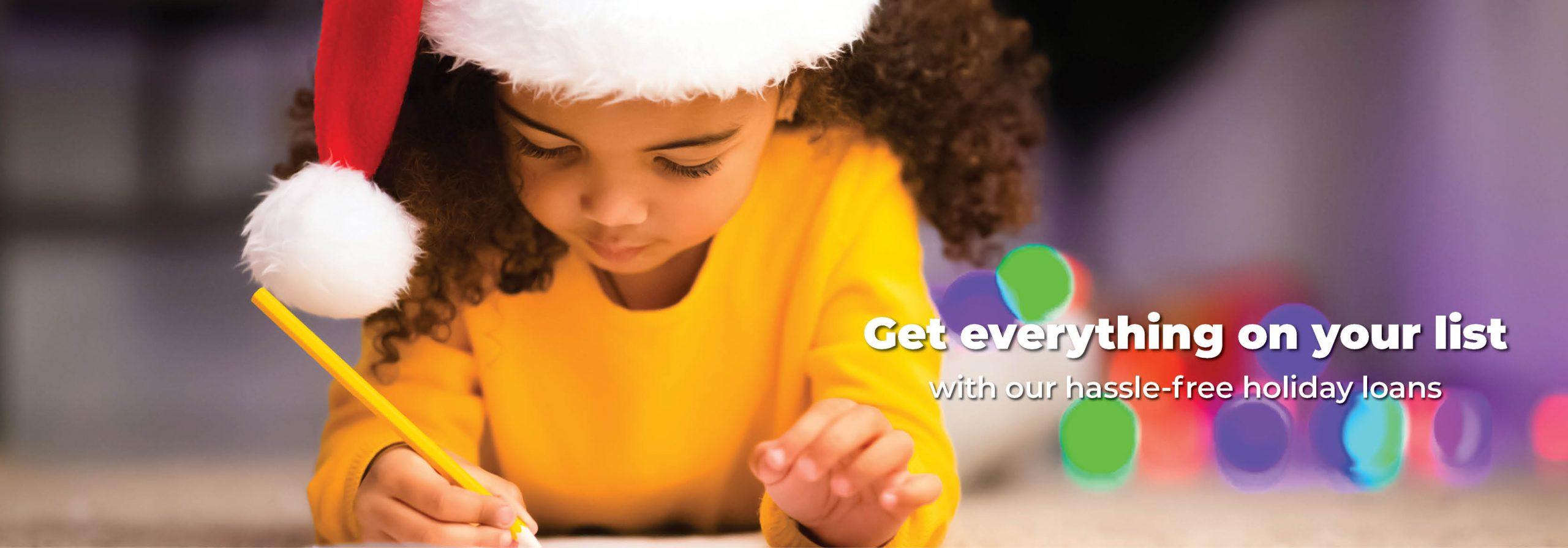 Holiday Loans 2021 image slide